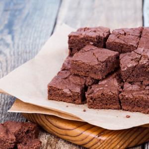 Brownie and Chocolate